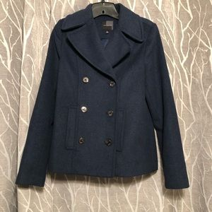 The Limited Navy Peacoat